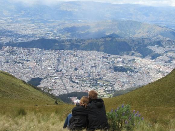 Quito, juillet 2016