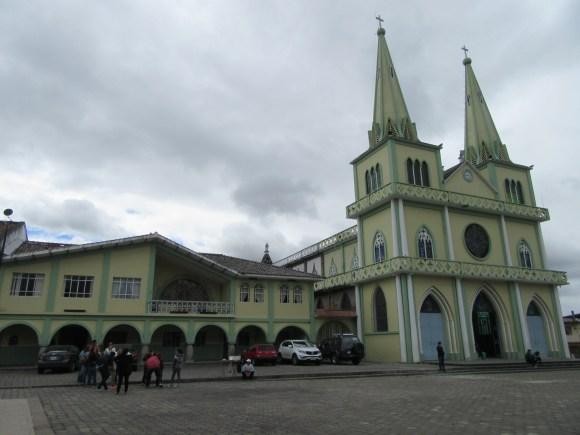 L'église de Sigsig