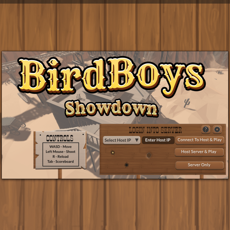 Creating UI for Birdboys (Part 1)