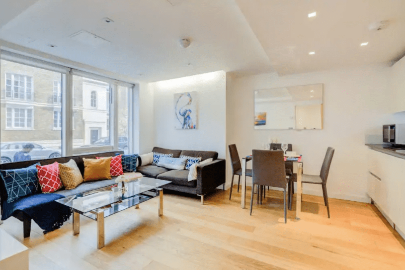 2 Br Modern Cozy Flat In A Great Location Smilingflats Com