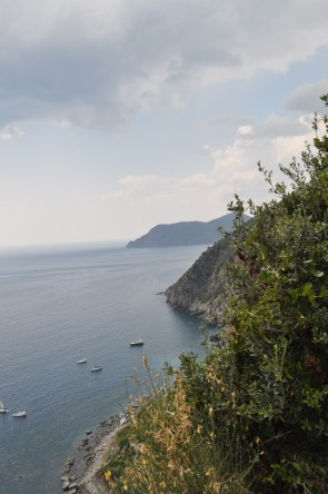 Views from the Cinque Terre trail