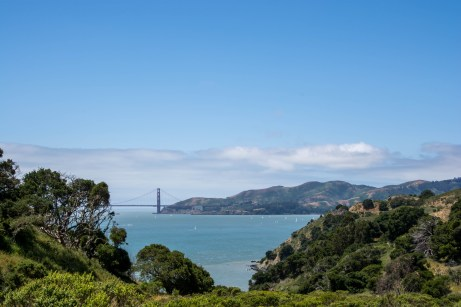 Playing Tourist at Angel Island | Smiling in Sonoma