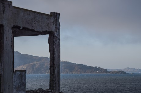 Evening on the Rock - Alcatraz Island | Smiling in Sonoma