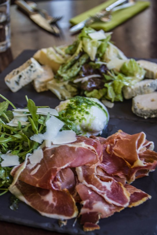 Charcuterie & Fromage