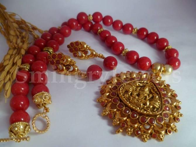 ECJ-30,necklace set