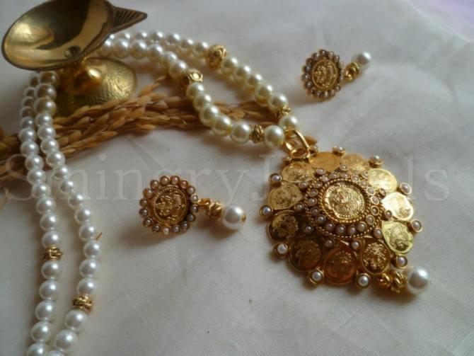 ON-HNC-08 - Necklace Set - onam