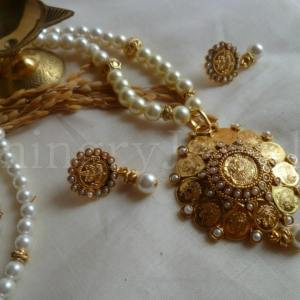 ON-HNC-08 - Necklace Set - onam