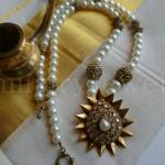 ON-HNC-09 - Necklace Set - onam