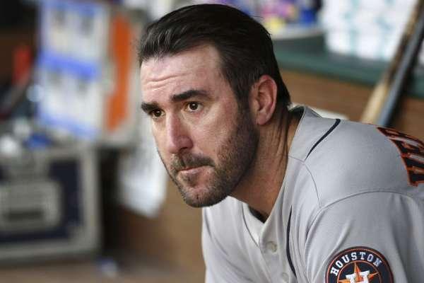Astros sign Verlander to 3year deal  Smirfitts Speech