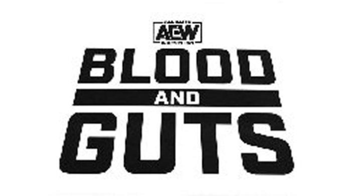 "AEW Files Trademark For ""All Elite Wrestling Blood & Guts"