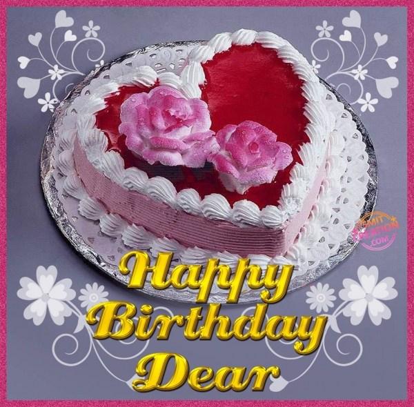 Happy Birthday Dear  Smitcreationcom