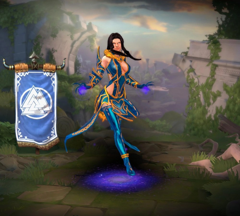 Hel  Official SMITE Wiki