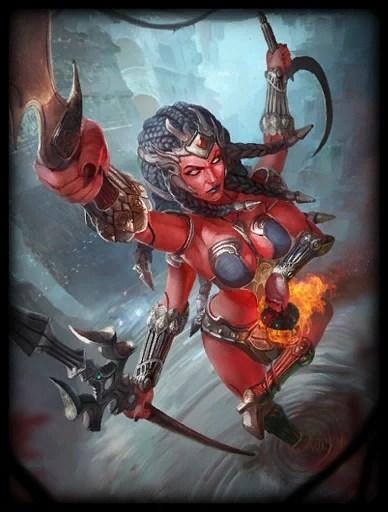 Hunter Wallpaper Hd Kali Official Smite Wiki
