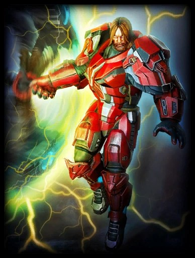24 Wallpaper Hd Thor Official Smite Wiki