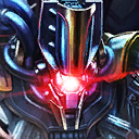 Robot Khepri Icon