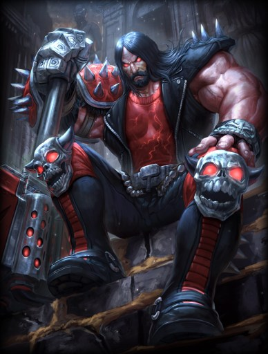 Heavy Metal Thor