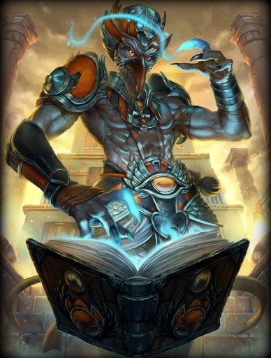 sanguine-scribe-thoth