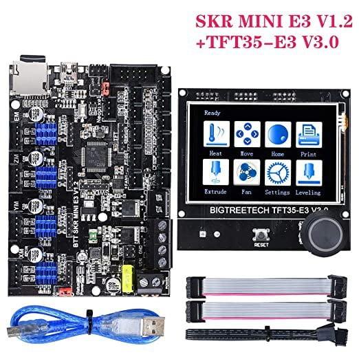 BTT SKR MINI E3 V1.2 with TFT35-E3 V3.0