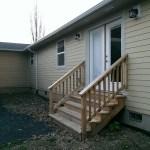 exterior paint case study McMinnville