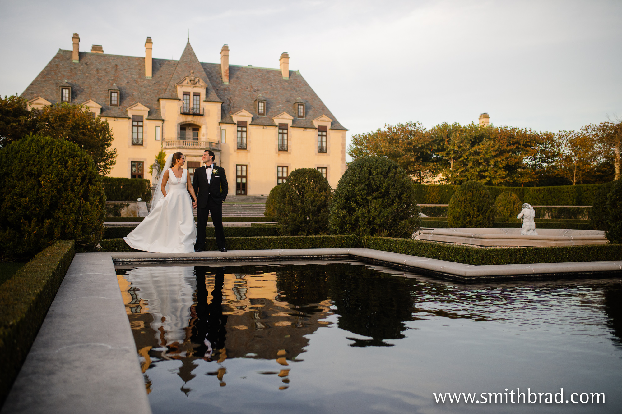 Erin & Bobby, Oheka Castle, Long Island, NY Wedding