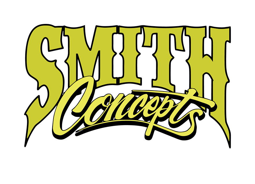 Smith Concepts Custom Paint Logo