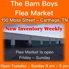 Barn Boys Flea Market