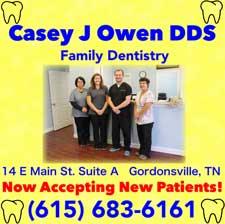 Casey Owen DDS