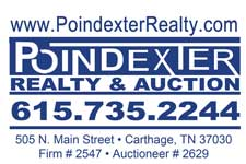 Poindexter Realty & Auction