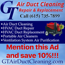 GT Air Duct Cleaning