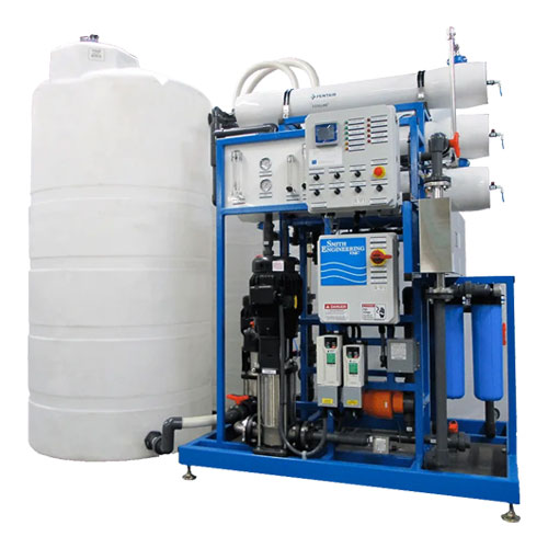10 GPM Reverse Osmosis (RO) System