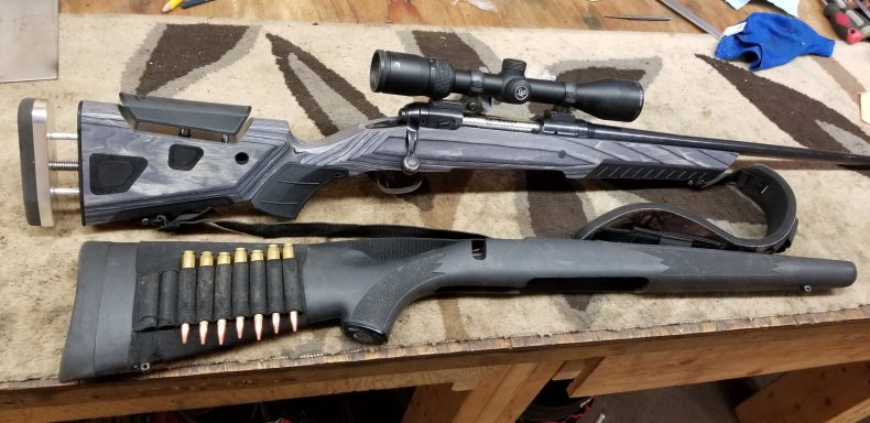 Projects – Smithers Gunworks