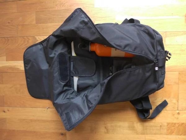 13 - rucksack zip