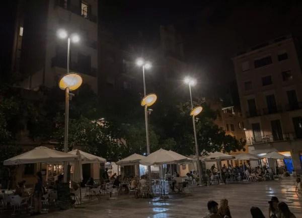 Barcelona Sol Solar Dark