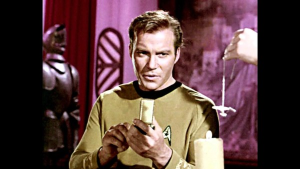 Shatner Communicator Star Trek