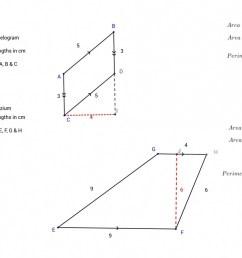 Find Area Parallelogram Worksheets   Printable Worksheets and Activities  for Teachers [ 995 x 1916 Pixel ]