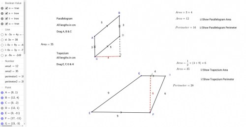 small resolution of Find Area Parallelogram Worksheets   Printable Worksheets and Activities  for Teachers