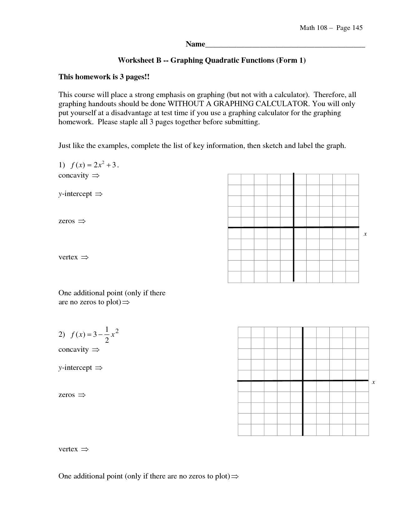 30 Graphing Trig Functions Worksheet