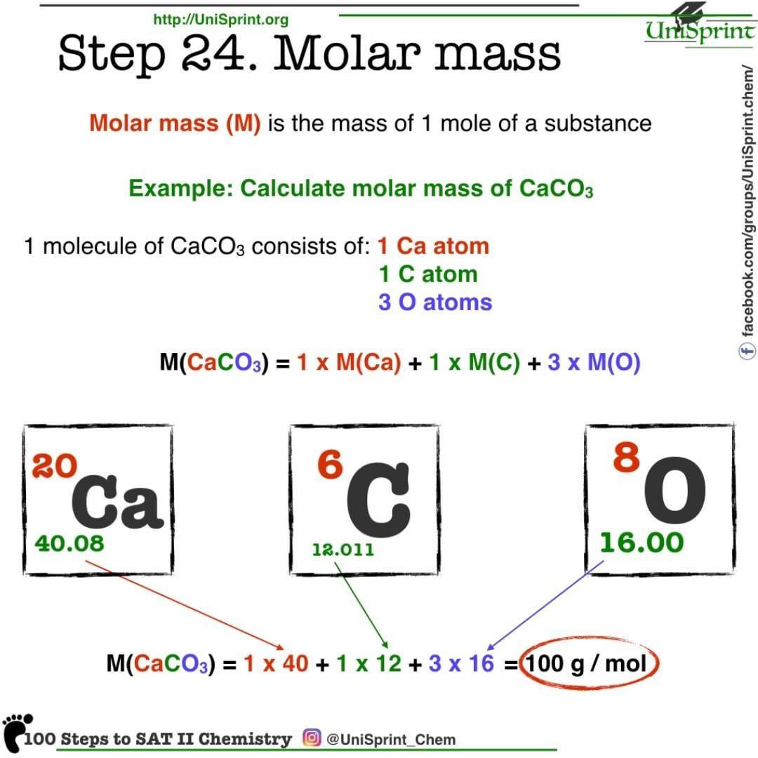 30 Molar Mass Worksheet Answer Key