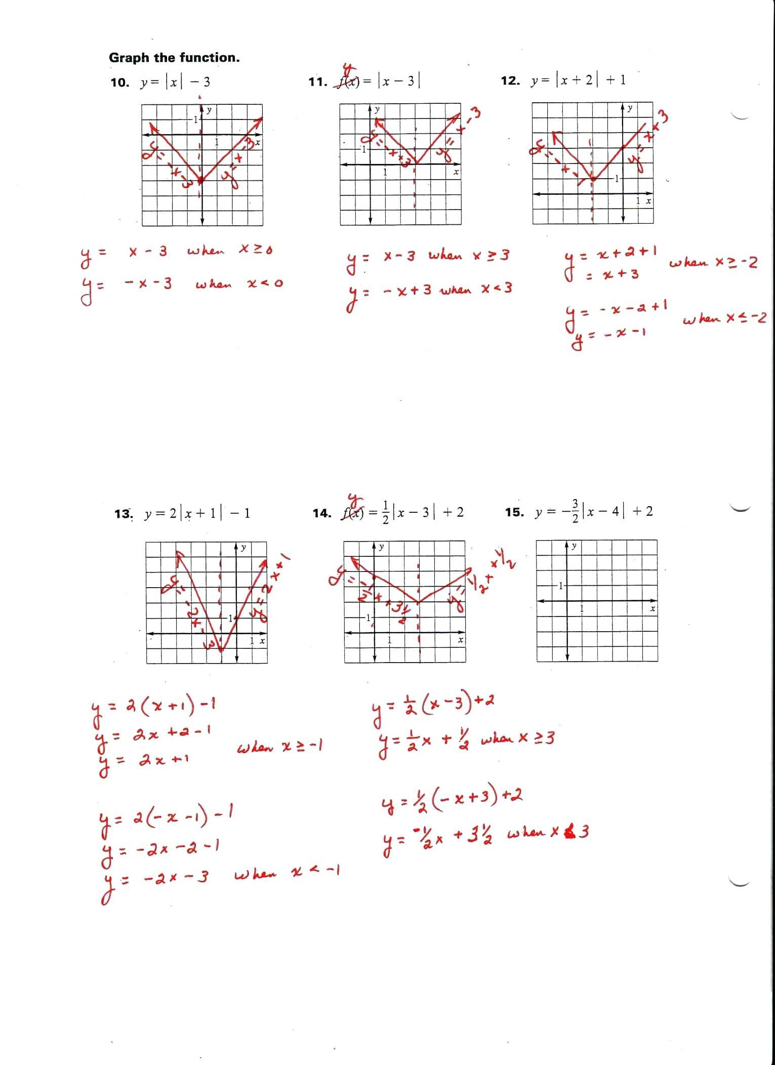30 Operations On Functions Worksheet