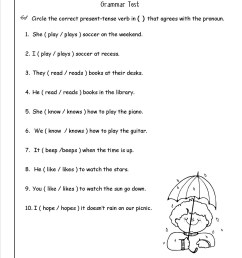 Subject Verb Agreement Worksheet Advanced   Printable Worksheets and  Activities for Teachers [ 1650 x 1275 Pixel ]