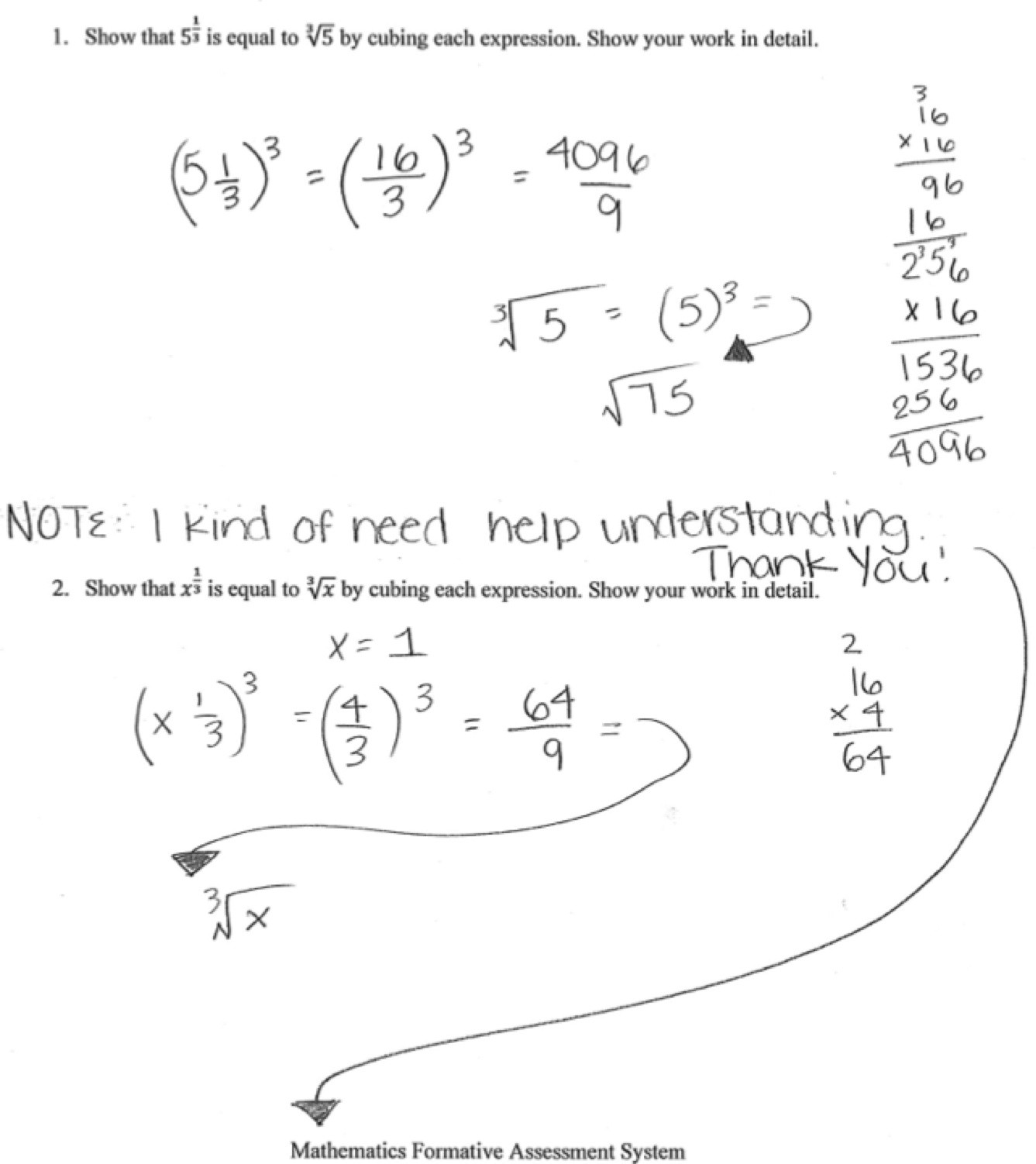 30 Rational Exponents And Radicals Worksheet