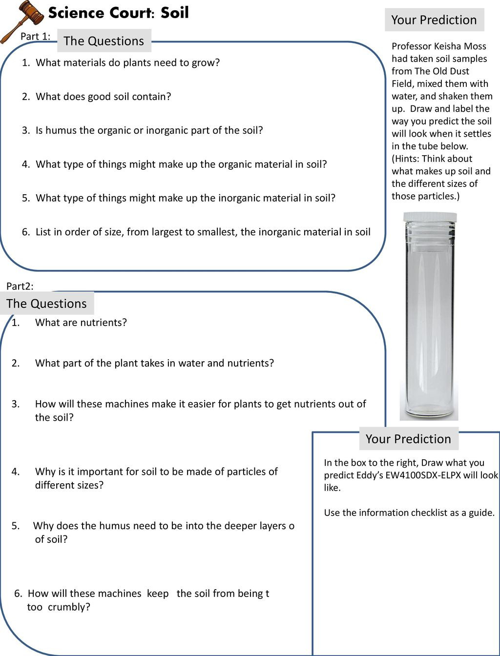 31 Soil Formation Worksheet Answers