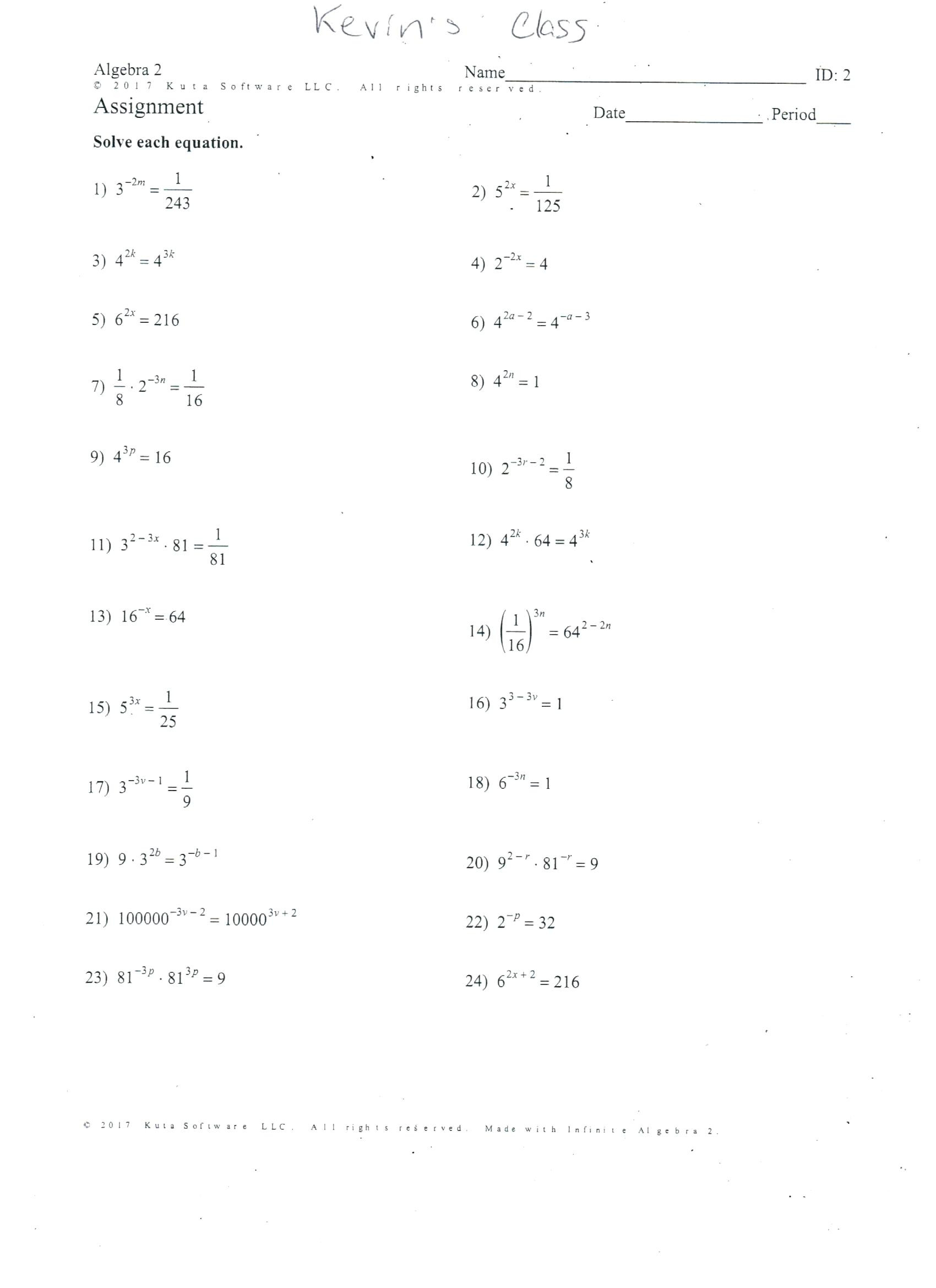 30 Worksheet Factoring Trinomials Answers