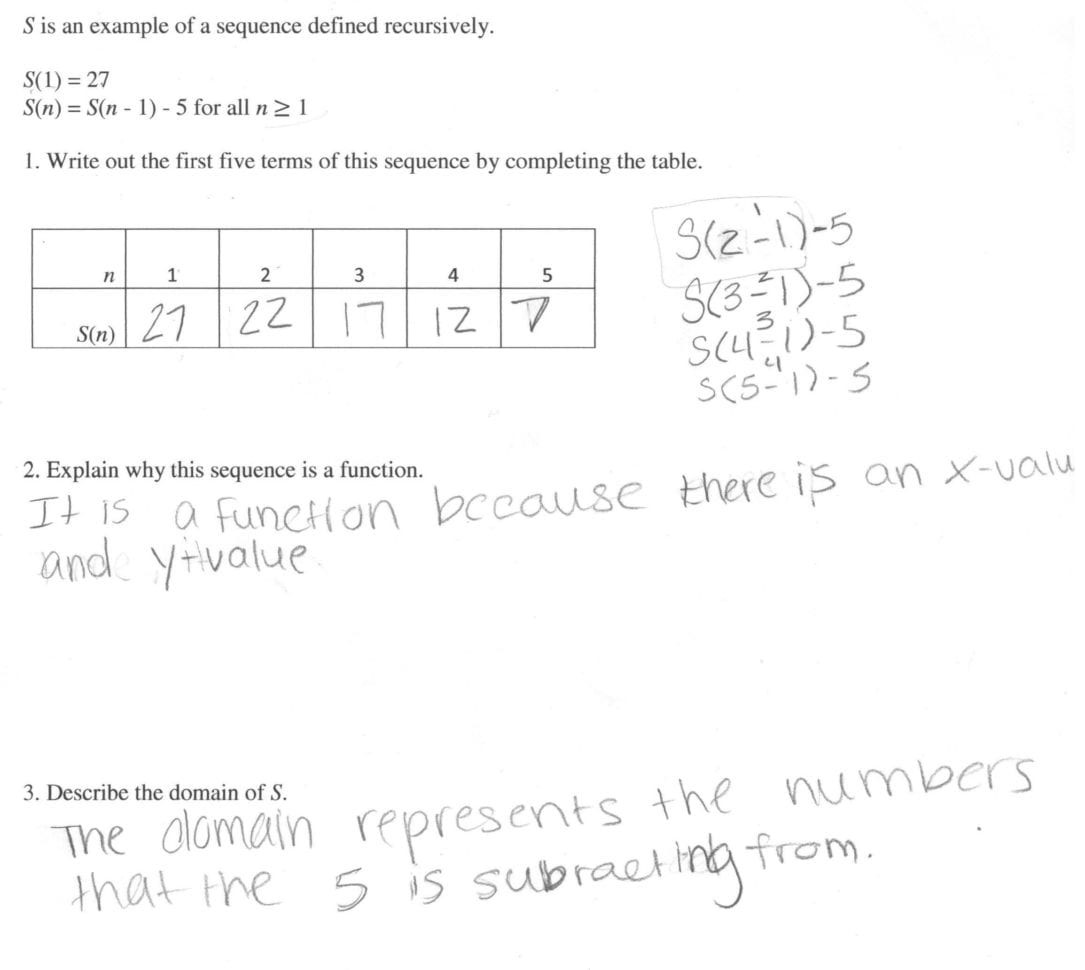 30 Geometric And Arithmetic Sequence Worksheet