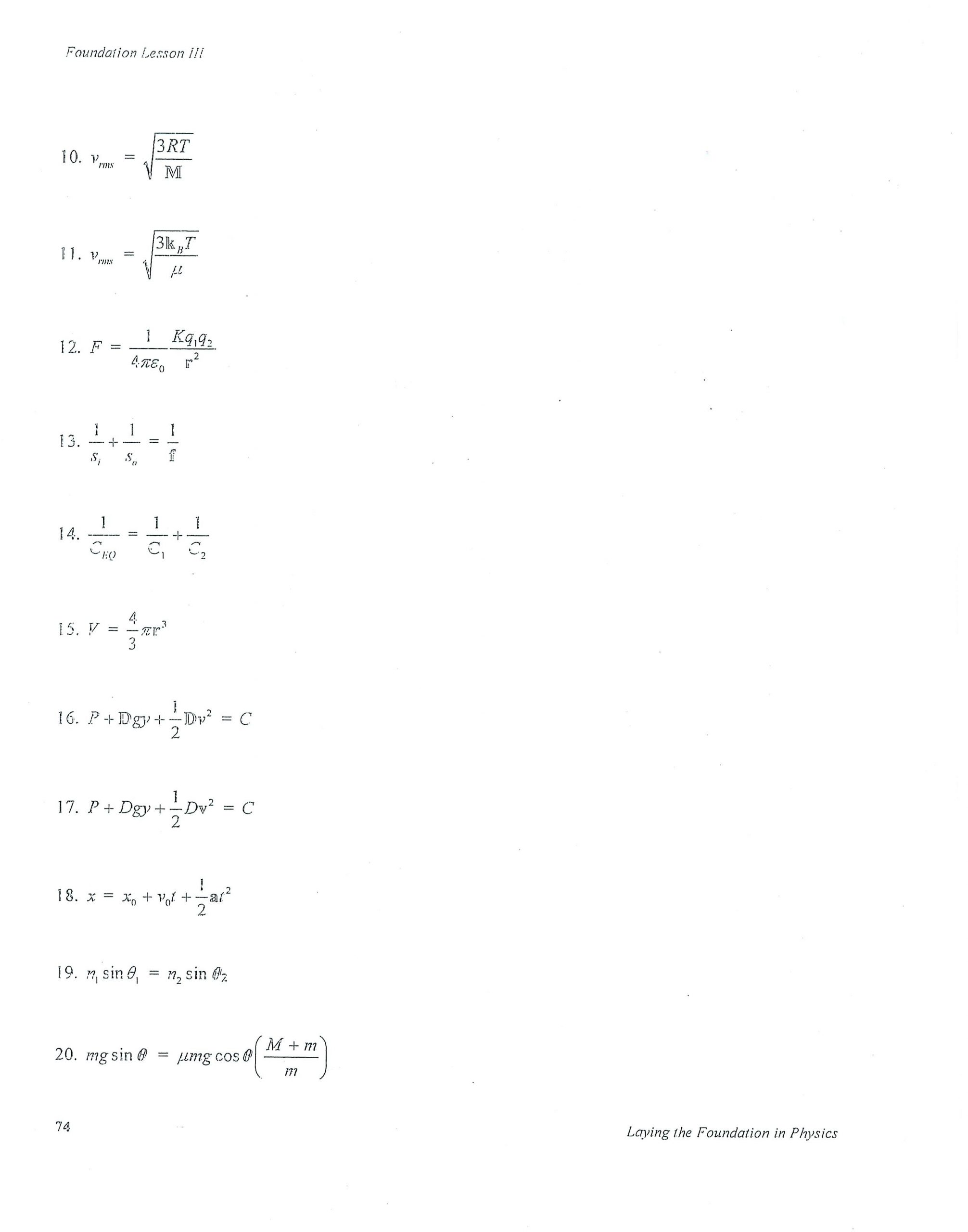 30 Literal Equations Worksheet Answer Key