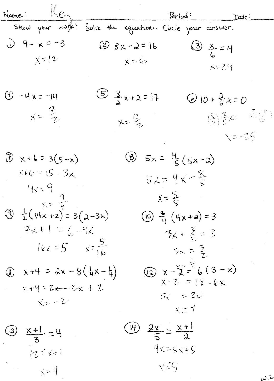 30 Literal Equations Worksheet Answer Key