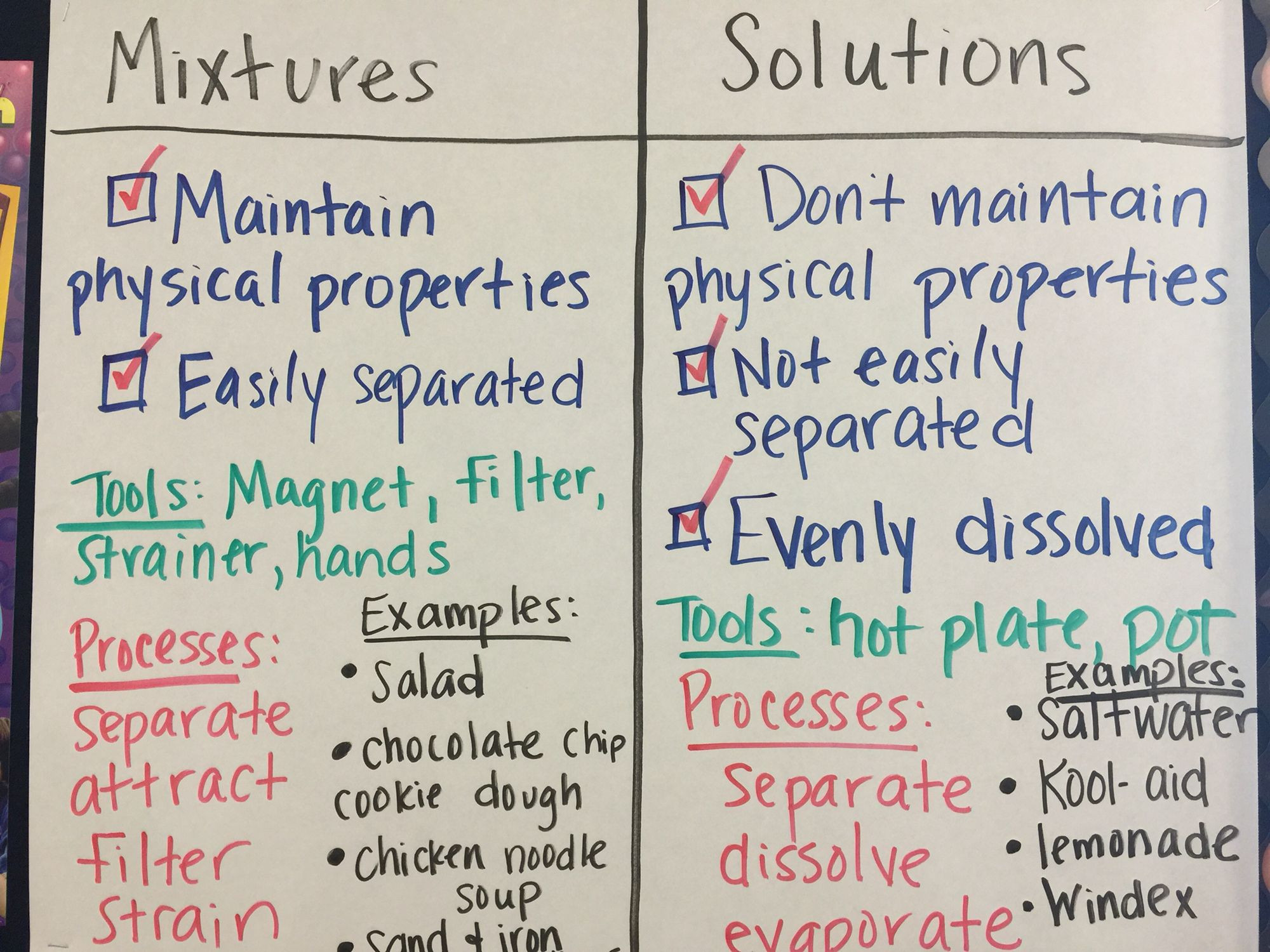 30 Mixtures And Solutions Worksheet Answers