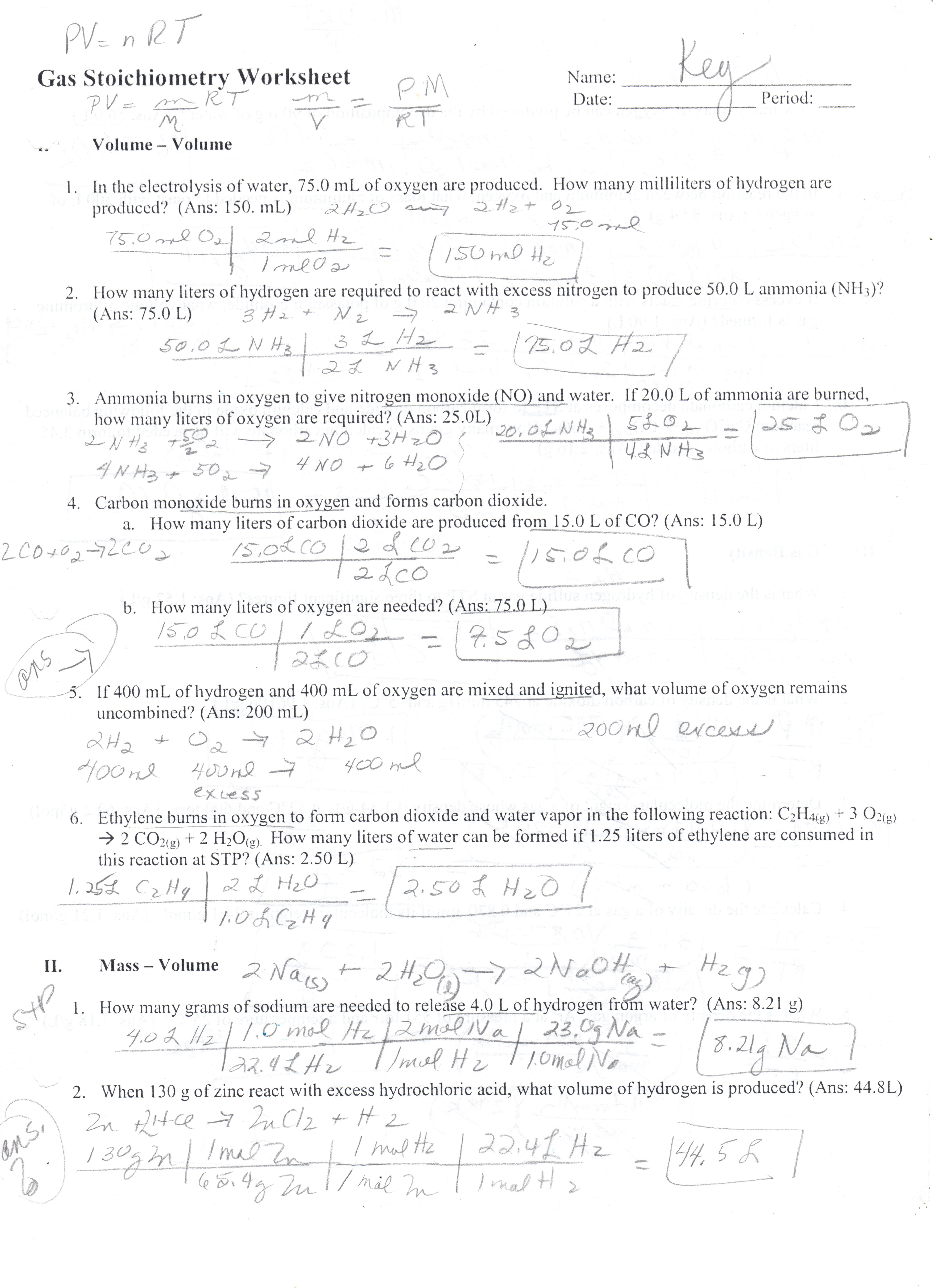 Percent Composition Worksheet Answers Education Template