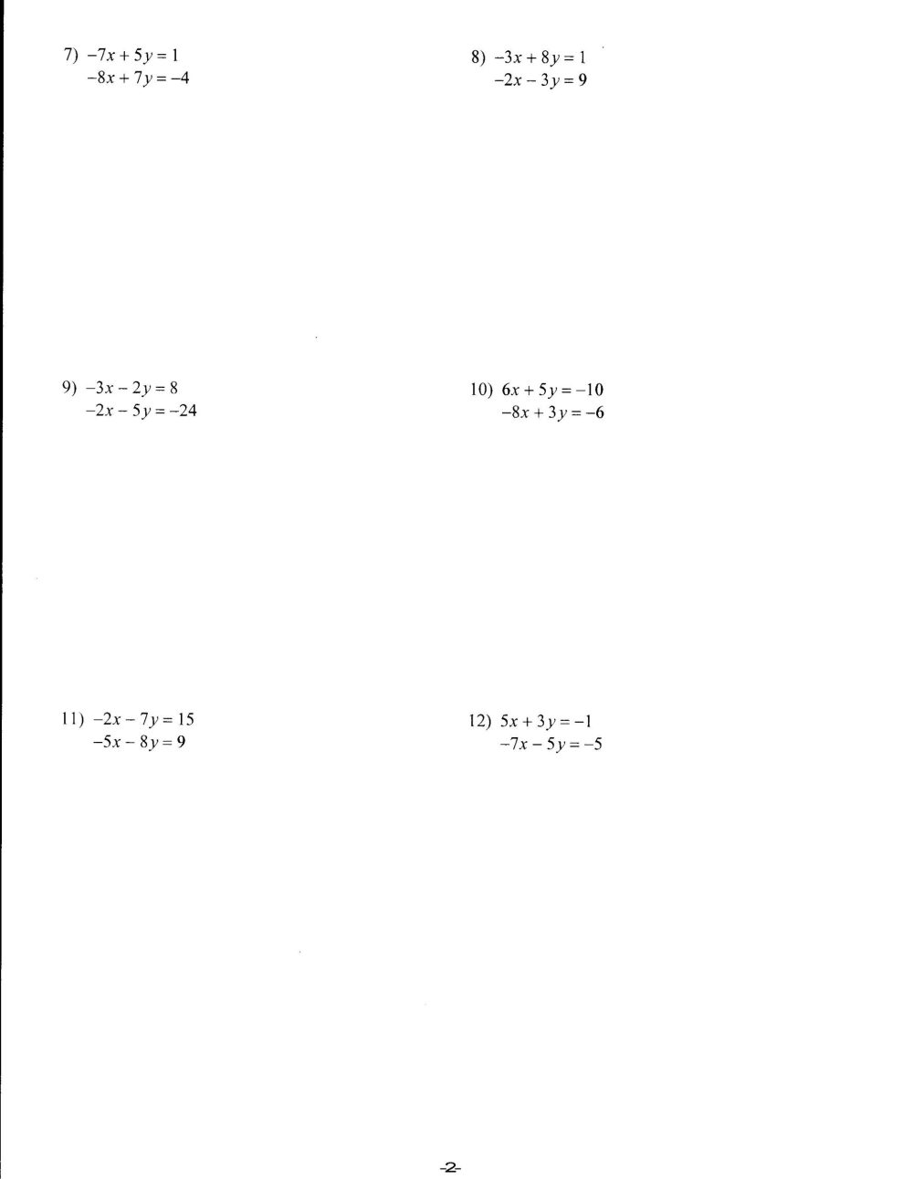 medium resolution of Permutations Practice Worksheet   Printable Worksheets and Activities for  Teachers