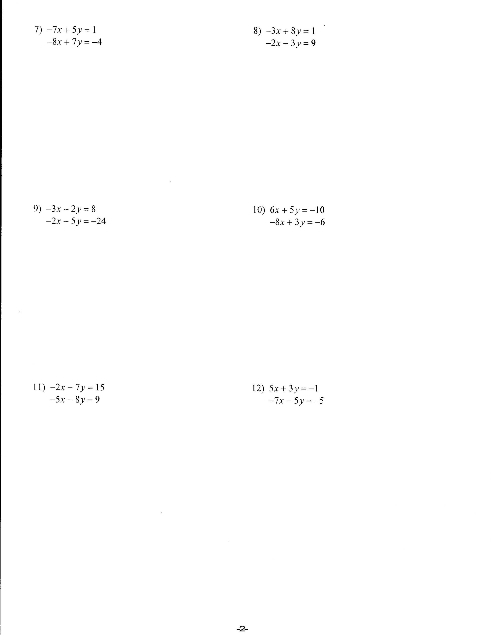 hight resolution of Permutations Practice Worksheet   Printable Worksheets and Activities for  Teachers